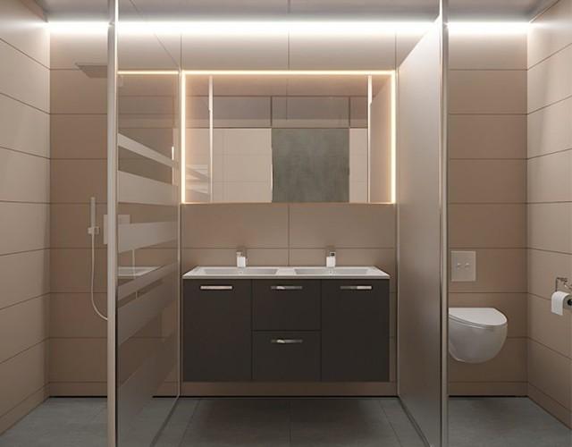 Nos salles de bain privatives de luxe